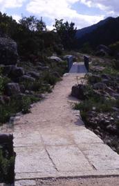 vía romana NÚMERO 18