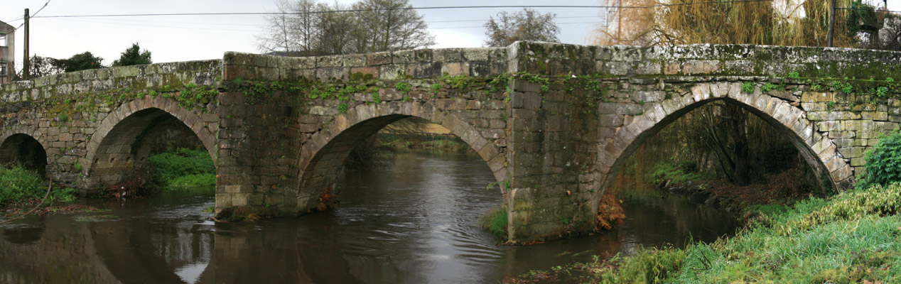 Stone bridge consolitation