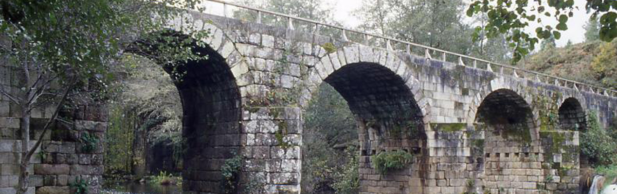 Restoration of Roman Bridge Freixo